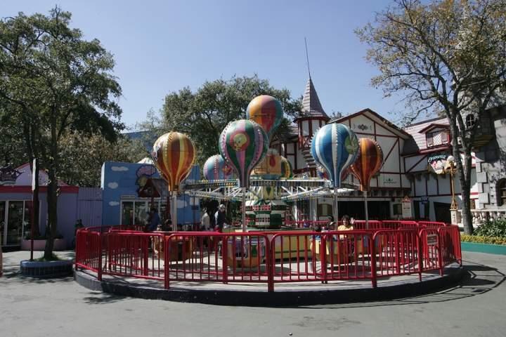Six Flags Mexico Solo Entrada