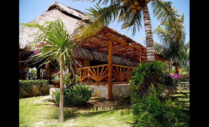 Technotel San Benito Beach Hotel, Telchac Puerto, Mexico