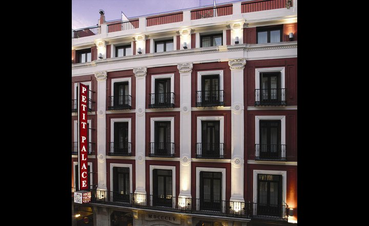 Petit Palace Y High Tech Hoteles Madrid