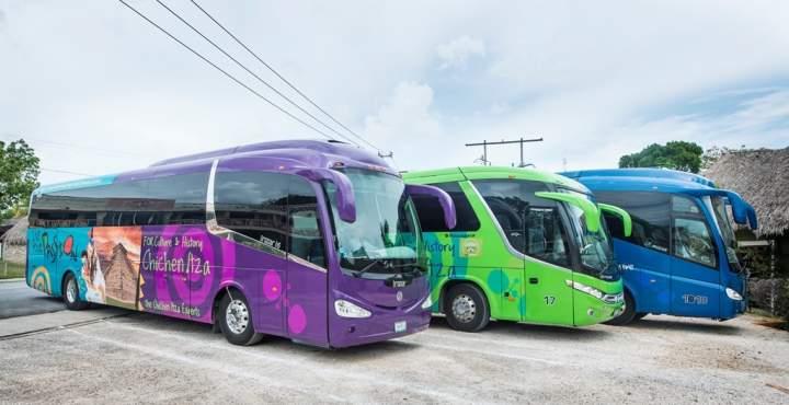 Photos For Chichen Itza Sky Luxury Cruiser In Cancun