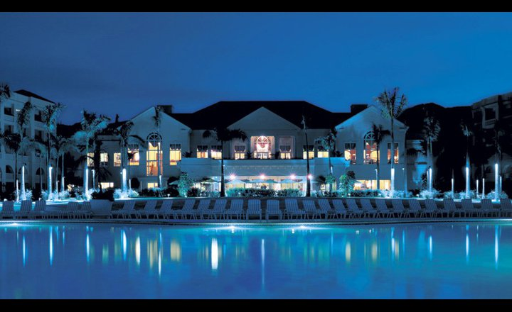 The Ritz-Carlton Golf and Spa Resort, Rose Hall, Jamaica