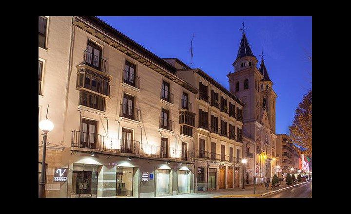 Vincci Albayzin Hotel Granada Spain Pricetravel
