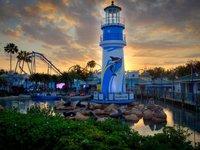 Logo tour SeaWorld Orlando