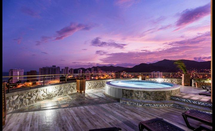 Terrazas Tayrona Apartamentos Hotel Santa Marta Colombia