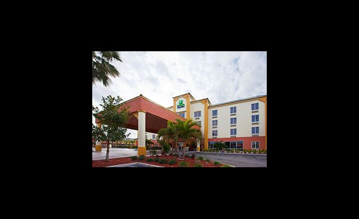 Cocoa Beach Hotels Map on