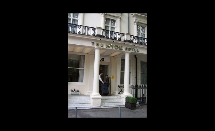 Hotel shaftesbury premier london paddington londres for 55 westbourne terrace