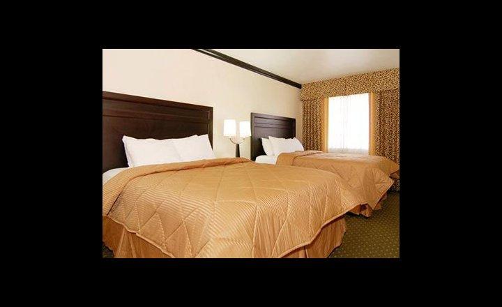 Comfort Inn Near Universal Studios Hollywood Hotel, Los Angeles ...