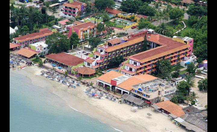Hotel decameron los cocos rinc n de guayabitos m xico for Hotel luxury rincon de guayabitos