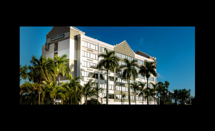 Four Points By Sheraton Fort Lauderdale Airport Cruise Port Hotel United States Of America Pricetravel