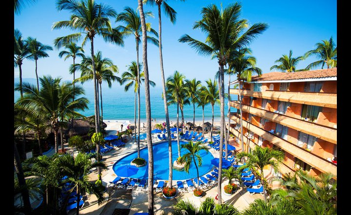 Hotel las palmas by the sea all inclusive puerto vallarta m xico pricetravel - Hoteles en puerto rico todo incluido ...