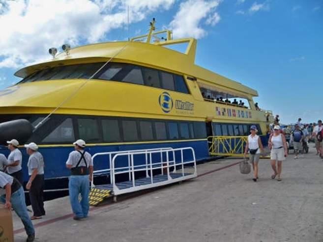 Ferry Playa Del Carmen Cozumel