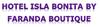 Logo Hotel Hotel Isla Bonita By Faranda Boutique