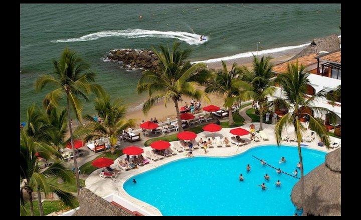 Hotel Plaza Pel U00edcanos Club Beach Resort  Puerto Vallarta