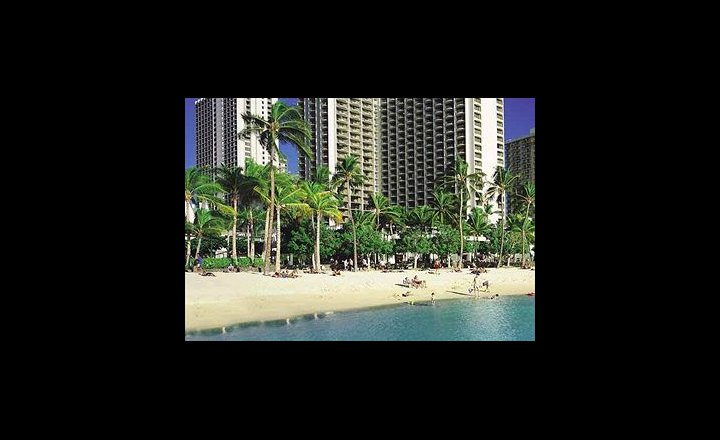 Waikiki Beach Marriott Resort Spa Hotel Honolulu United